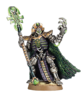 Miniature Imotekh the Stormlord