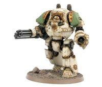 Death Guard Legion Contemptor Pattern Dreadnought