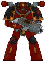 Eightscarred Chaos Marine 2