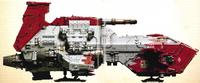 WS Thunderhawk Transport
