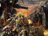 Первая война за Армагеддон