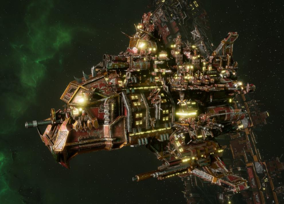 Hammer-class Battlekroozer