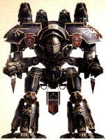 Legio Mortis Warlord