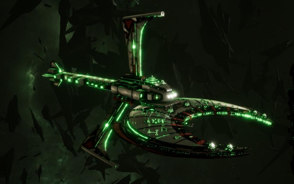 Scythe-class Reaper Ship
