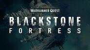 The Hunt for the Blackstone Fortress Precipice