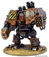 Iron Warriors Dreadnought