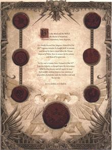 Указ об осуждении Магнуса и Тысячи Сынов.png