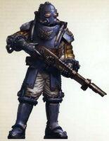 Auxiliary 6633rd SA Cohort