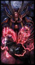 Sorceror of Tzeentch