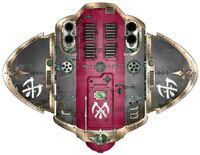 Crimson Reaper Freeblade (top)