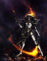 Battle Sister - Order of the Sacred Rose