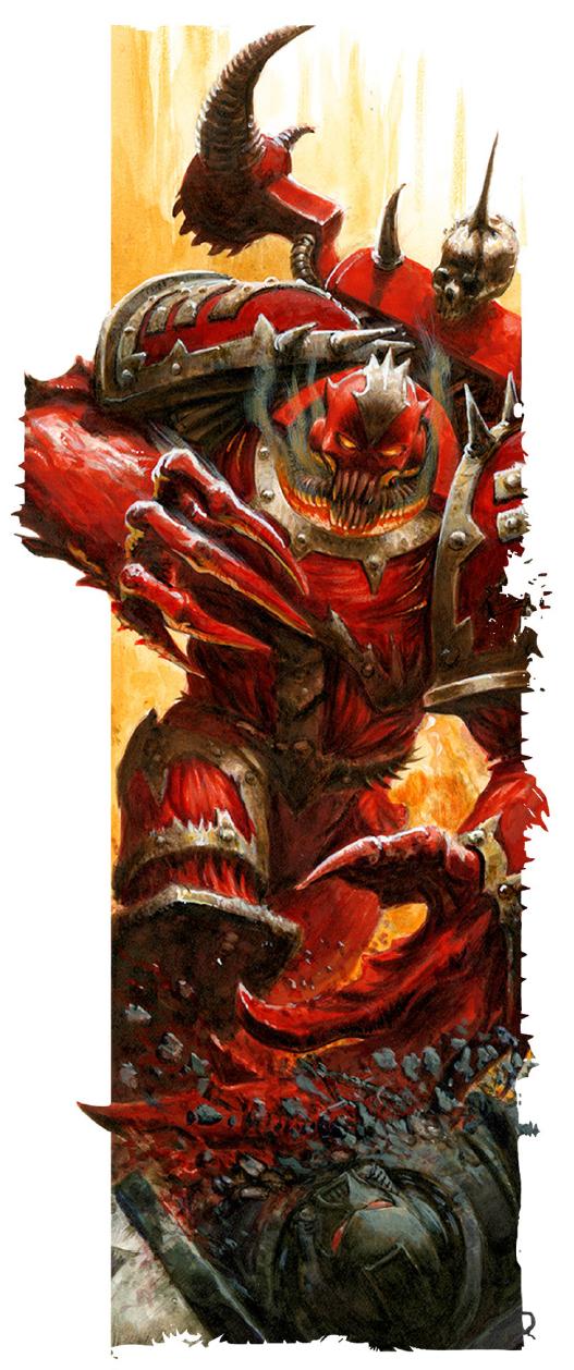 5x ensembles de Daemon WINGS 28 mm Chaos Possédés Space Marine 40k Demon