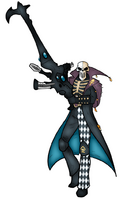 Death Jester Markings