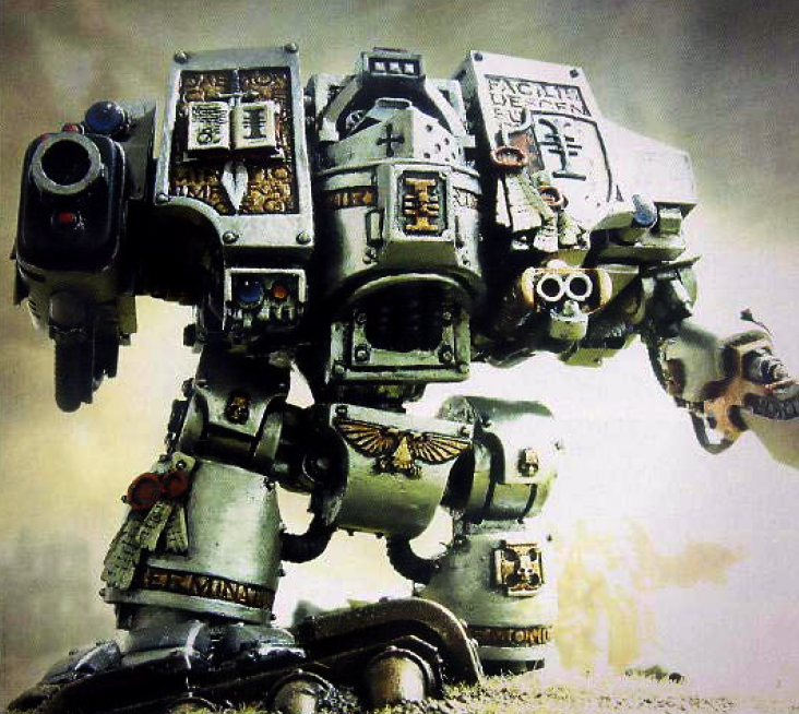 Doomglaive Dreadnought