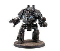 Iron Hands Contemptor Pattern Dreadnought