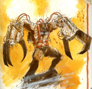 Unification Wars Augmented Techno Barbarian