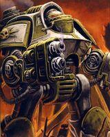Death Guard Contemptor 1