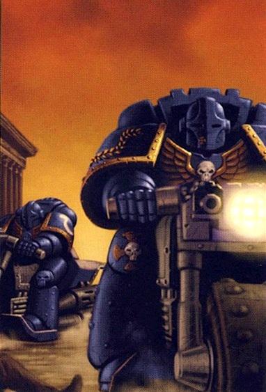 Legion Outrider Squad