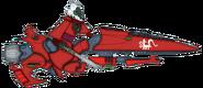 Гравицикл Сейм-Ханна (цветовая схема)