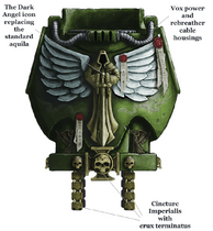 Azrael's Breastplate The Protector