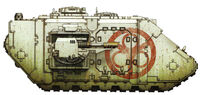Lords of Decay Land Raider2