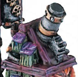 Plague Mortar