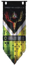 Legio Defensor Princeps Banner Horn of Satyraes