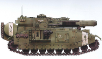 Stormblade Cadian 98th Armoured Regiment
