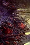 Tyranids of Hive Fleet Behemoth