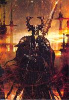 Eldar Warlock Spear