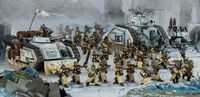 Valhallan Army