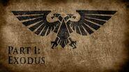 Warhammer 40,000 Grim Dark Lore Part 1 - Exodus