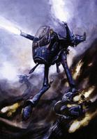 Eldar War Walker2