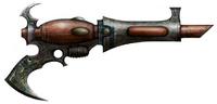 Splinter Pistol