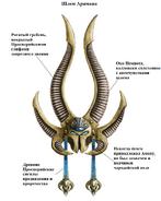 Ahriman's Helmet