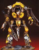 Cerastus Knight-Lancer Oath Keeper