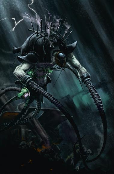 Cronos Parasite Engine
