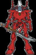 Призрачный Рыцарь Сейм-Ханна (цветовая схема)