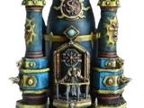 Серебряные Башни Тзинча