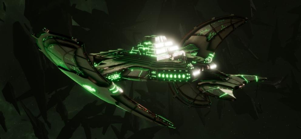 Cartouche-class Light Cruiser