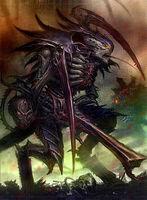 Tyranid warrior2