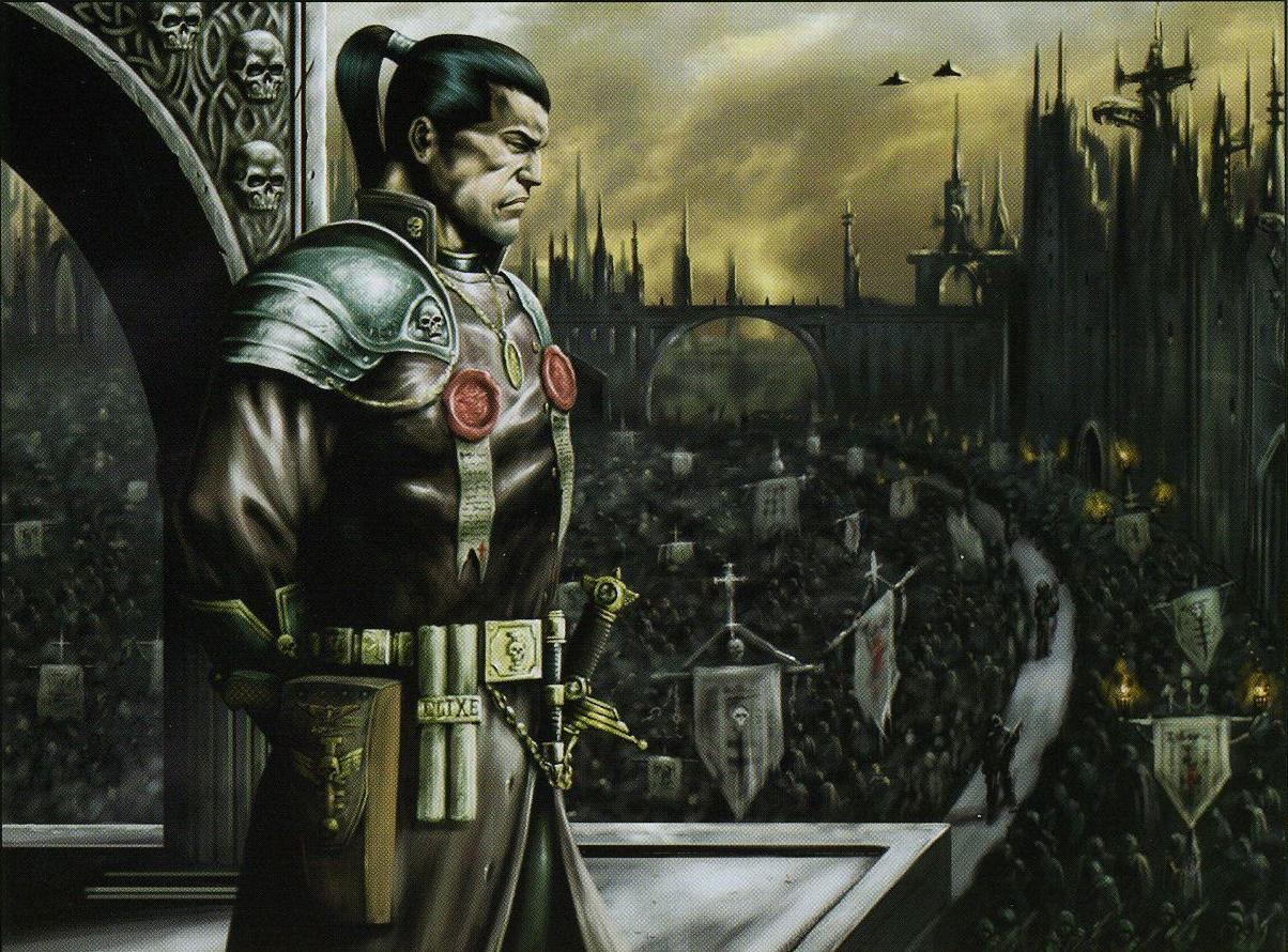 Gideon Ravenor