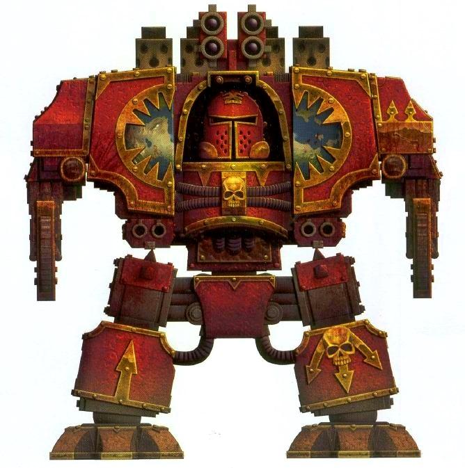 Berserker Dreadnought