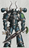 Alpha Legion Heretic Astartes