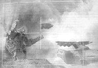 XV81 Shas'el leading the attack