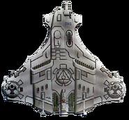 Истребитель «Барракуда» септа Д'яной