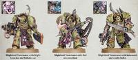 Blightlord Termi Models
