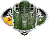 Knight Errant Hunter's Fury (top)