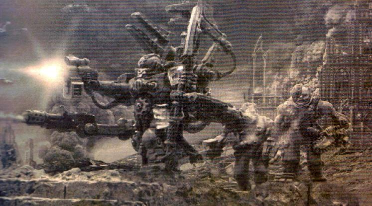 Legion Techmarine Covenant