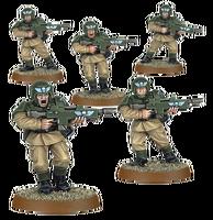 Cadian Stormtroopers